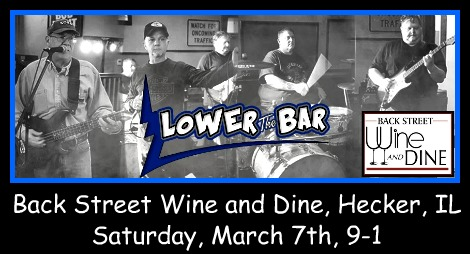 Lower The Bar 3-7-20