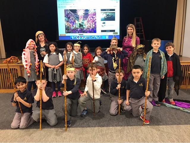 Lower School Arts Day 2020