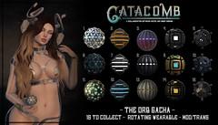 Catacomb The Orb Gacha @ ACCESS CYBER FAIR