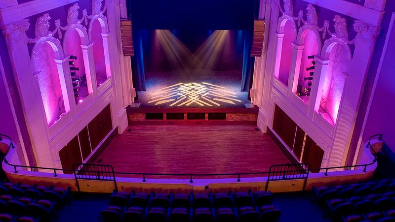 Jefferson Theater - Charlottesville, VA
