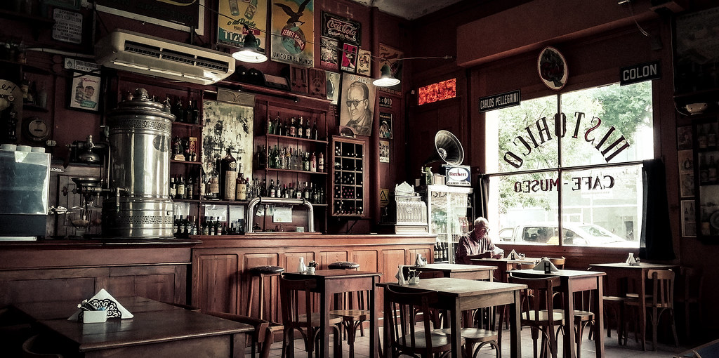 Café Histórico...