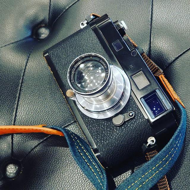 Leica Summar 5cm f2 初代F2光圈鏡