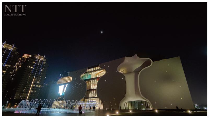台中國家歌劇院NTT和VVGLABO好樣度量衡-1