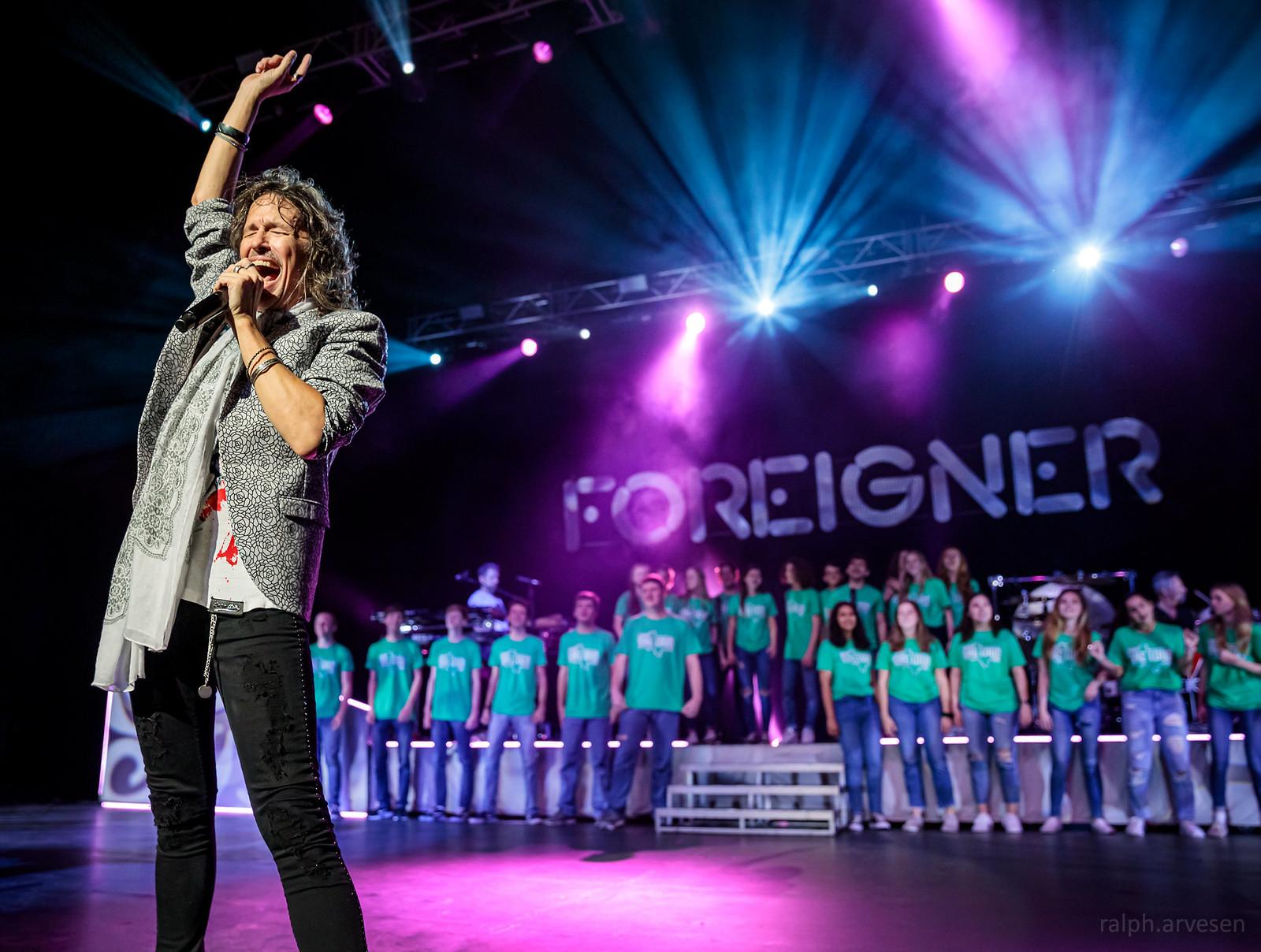 Foreigner | Texas Review | Ralph Arvesen