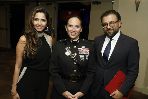 USC Veterans and ROTC Dinner 3-5-20
