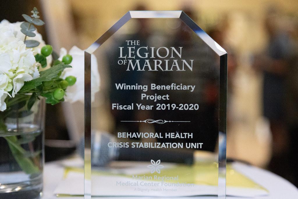 2020 The Legion of Marian Celebration
