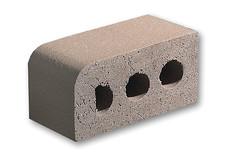 1 Inch Radius Bullnose Rowlock Modular Economo