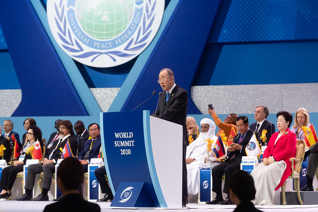 Korea-2020-02-05-World Leaders Share Visions for a Peaceful Future