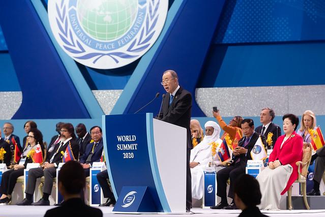 Korea-2020-02-05-World Leaders Share Visions for a Peaceful Future