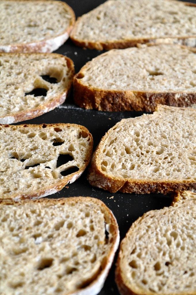 whole wheat sourdough