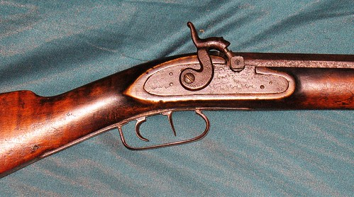Indiana - Made Rifle by I. Vandegrift