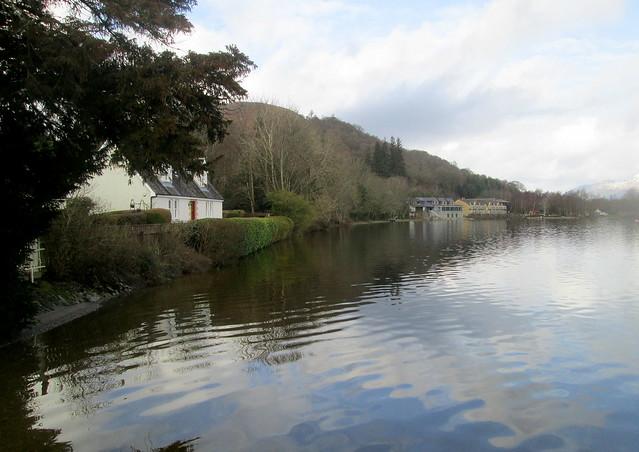 Loch Lomond, Luss, Dunbartonshire, Scotland