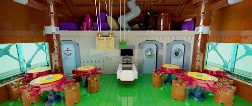 Krusty Krab - Seating Area