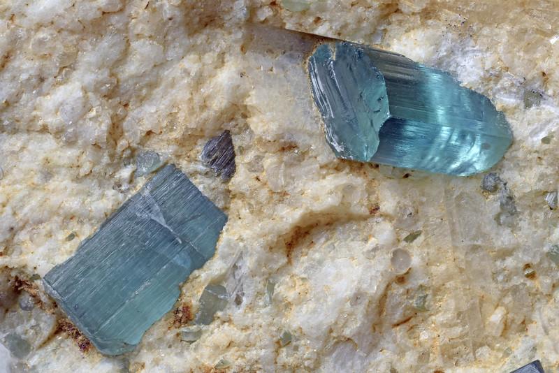 リチア電気石 / Elbaite