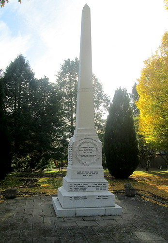 Edzell War Memorial