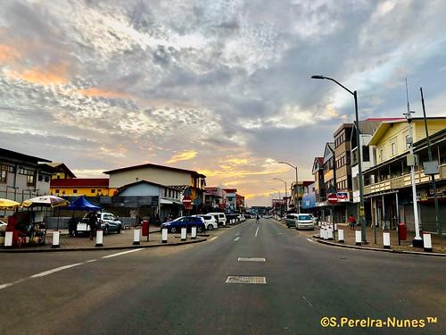 suriname paramaribodowntown