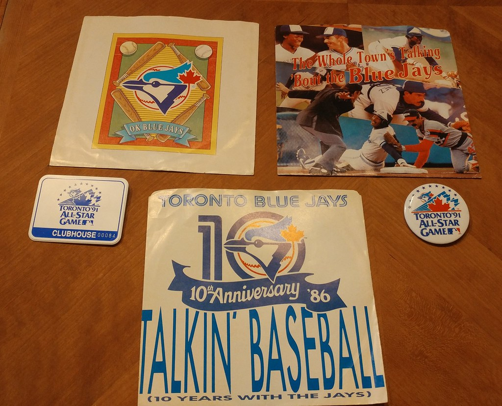 From Ken Daniels - Blue Jays Collectables