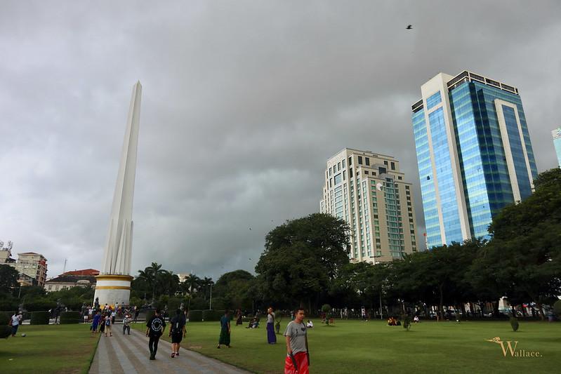 Pullman Yangon Centrepoint(仰光圓心鉑爾曼酒店)