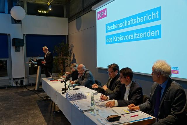 FDP-Kreisparteitag in Alsdorf am 06.03.2020