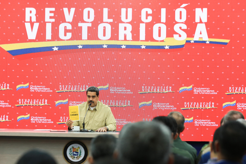 Presidente Nicolás Maduro: EEUU, Brasil y Colombia estarían orquestando planes que justifiquen una invasión en Venezuela