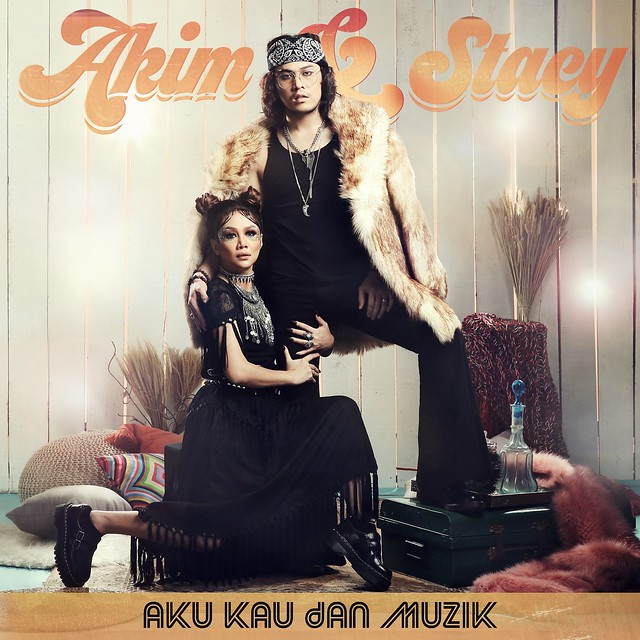 Aku Kau Dan Muzik, magis Stacy & Akim