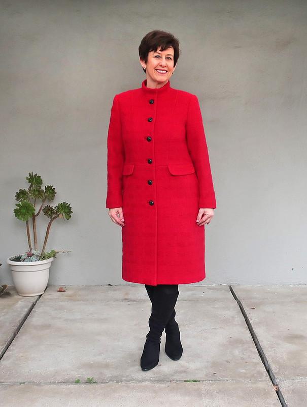Red coat 11a