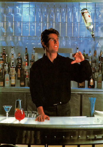 Tom Cruise in Cocktail (1988)