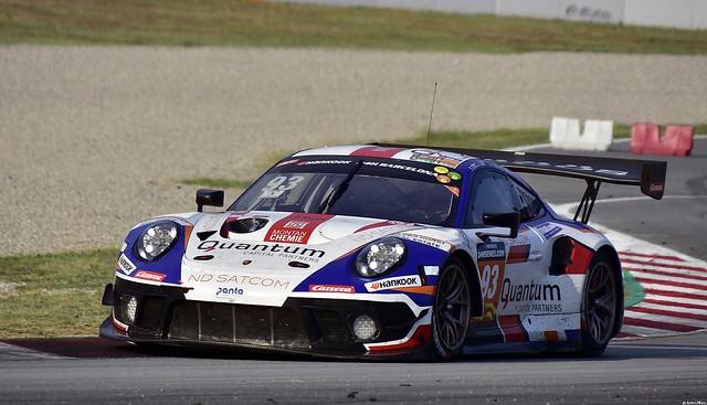 Porsche 911 GT3 R / Edward Lewis Brauner / GER / Stefan Aust / GER / Klaus Bachler / GER / Herberth Motorsport