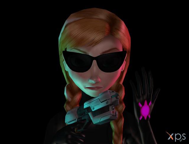 Zero Stealth Suit Anna