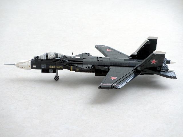 Sukhoi S-37/ Su-47