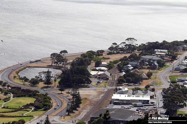9 January 2020 Albany former yard area