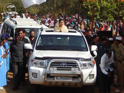 Arrival of Satguru Mata Sudiksha Ji Maharaj