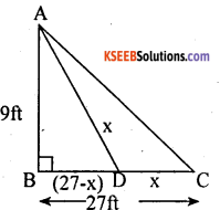 KSEEB Solutions for Class 10 Maths Chapter 2 Triangles Additional Questions 47