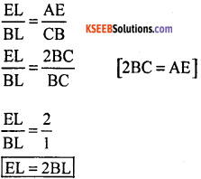 KSEEB Solutions for Class 10 Maths Chapter 2 Triangles Additional Questions 30