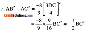 KSEEB Solutions for Class 10 Maths Chapter 2 Triangles Additional Questions 26