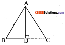 KSEEB Solutions for Class 10 Maths Chapter 2 Triangles Additional Questions 23