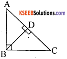 KSEEB Solutions for Class 10 Maths Chapter 2 Triangles Additional Questions 8