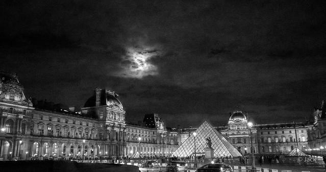 Clair de lune parisien