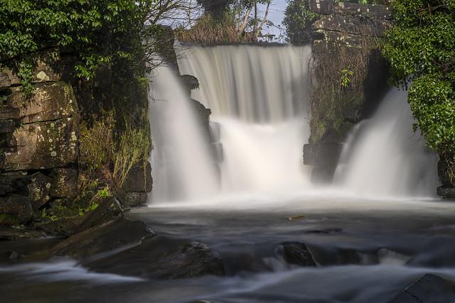 Penllergaer Valley Woods Waterfall 5