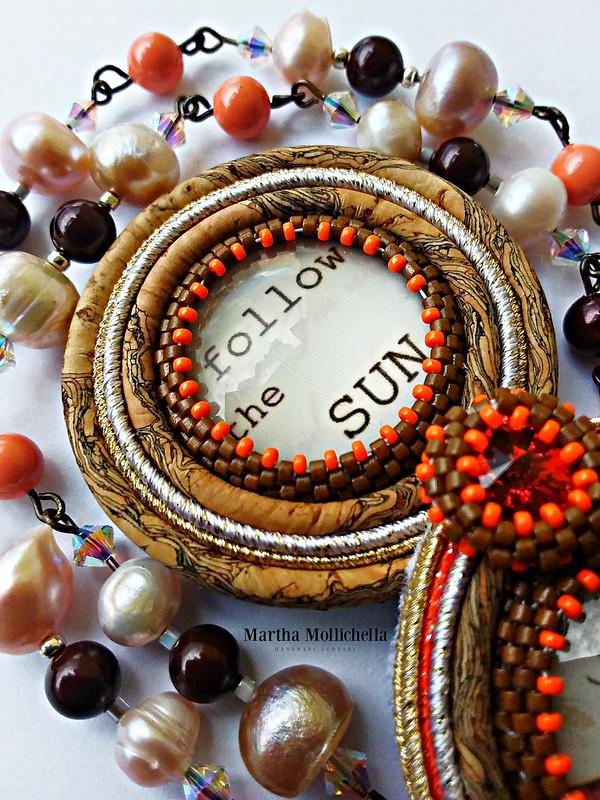 #sughero #cork  #sugherocreativo #sugherogioielli La bellezza del Sughero.