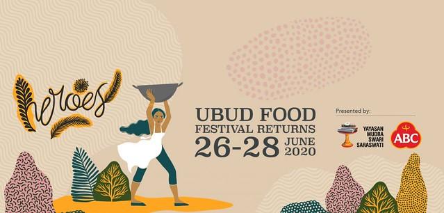 Ubud Food Festival 2020