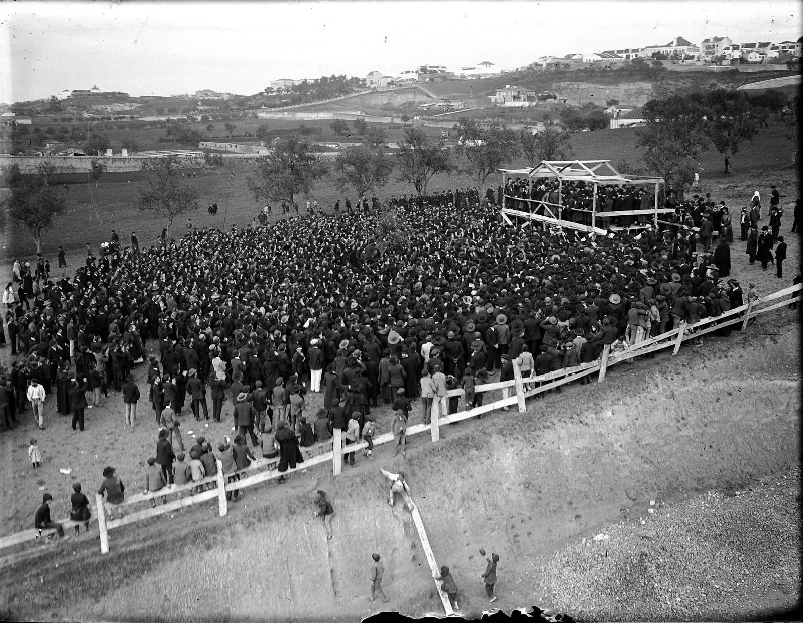 Comício republicano, Arroios, 1907 (A.F.C.M.L.)