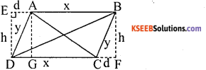 KSEEB Solutions for Class 10 Maths Chapter 2 Triangles Ex 2.6 13