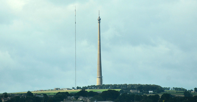 Emley Moor tower(s)