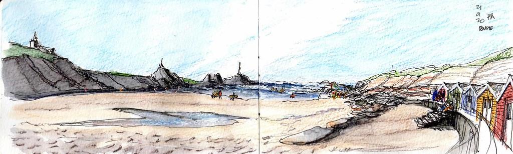 Cornwall Bude 1