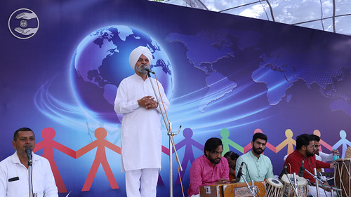 Speech by Gyan Singh Ji,Mukhi, Ambala City