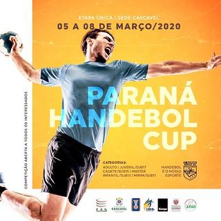 2020 - PR HANDEBOL CUP