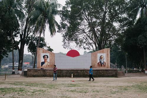 bangladesh mbstu digitalphotography tagore murals travelphotography kazinazrulislam tangail universitycampus mawlanabhashaniscienceandtechnologyuniversity mawlanabhashani travel cricket nikond800 rabindranaththakur