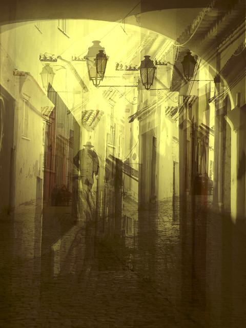 Alleyway Evora