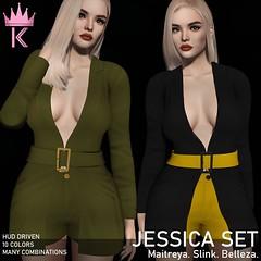 .KIMBRA. - JESSICA SET